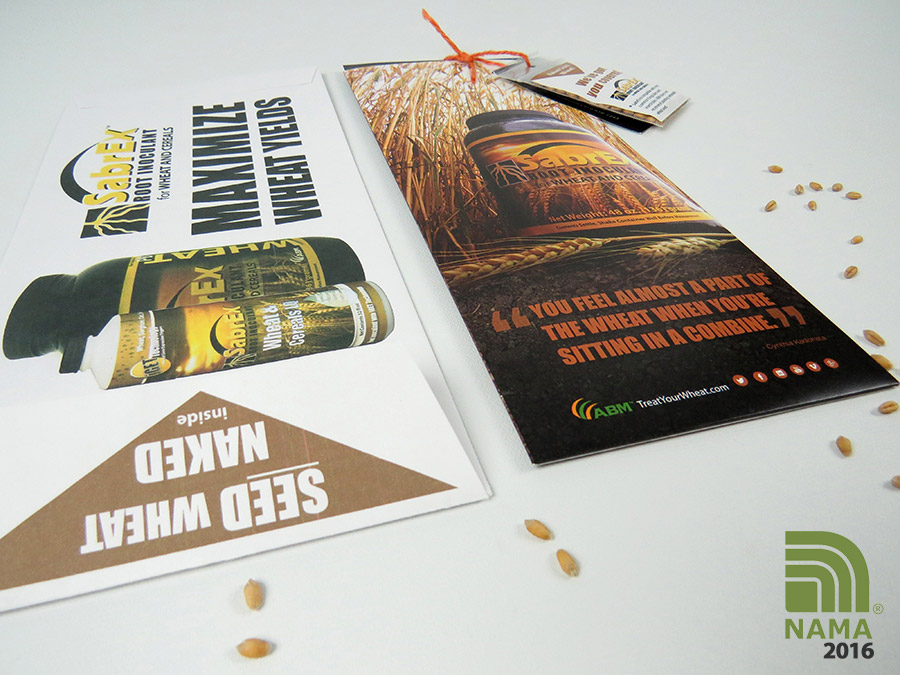 SabrEx for Wheat/Cereals Mailer